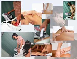 PT Treatment modalities various applications