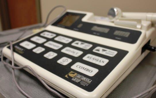 PT Treatment modality Electrical Stimulation