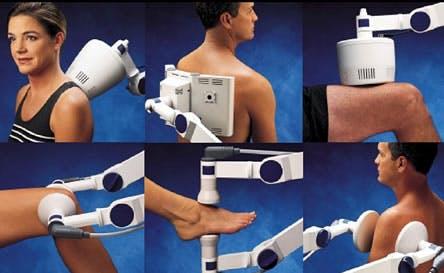 Shortwave Diathermy Treatments