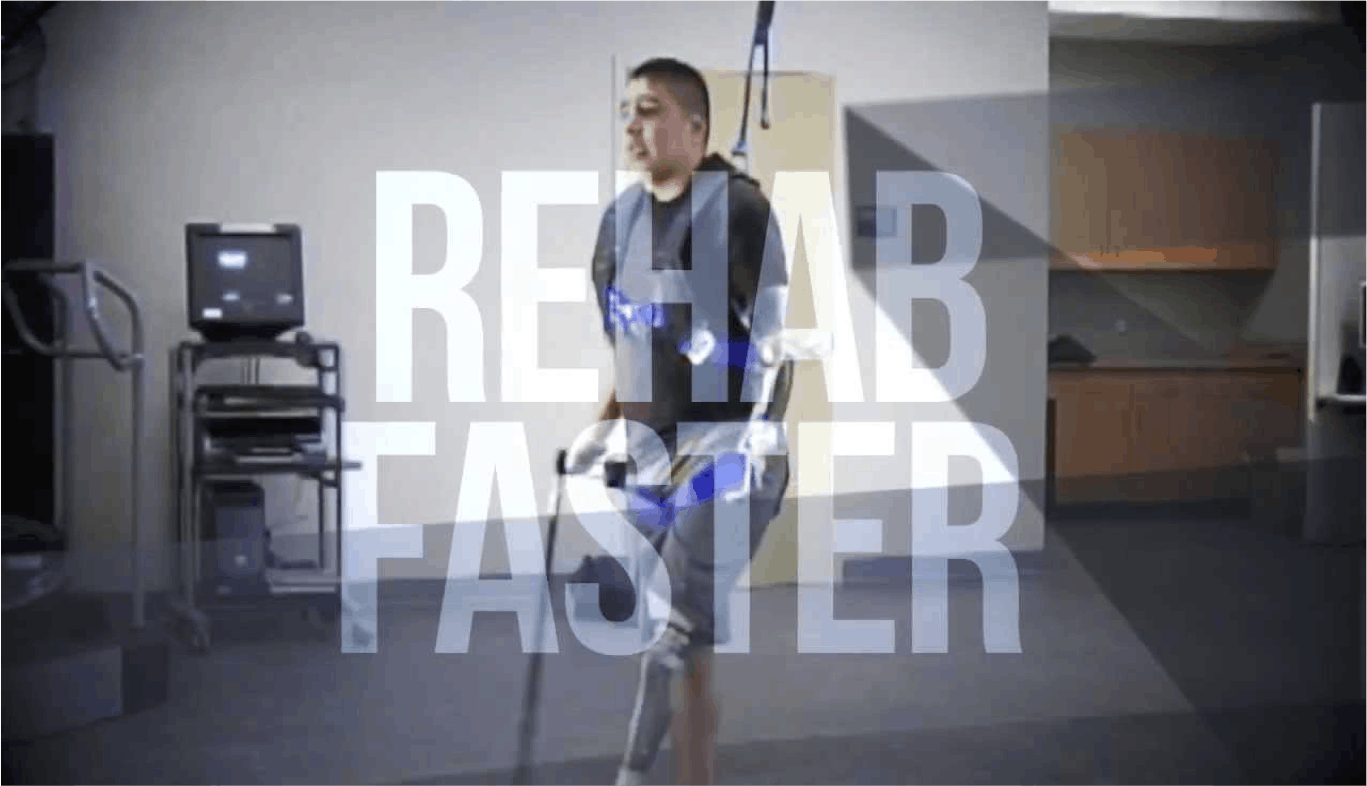 Solo-Step Balance Training Harness System