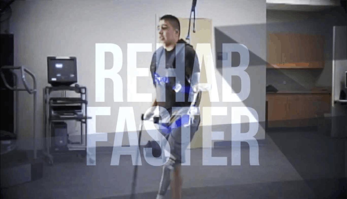 Solo-Step Balance Training Harness System