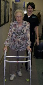 Patient photo Mrs. Breeden and Ellen