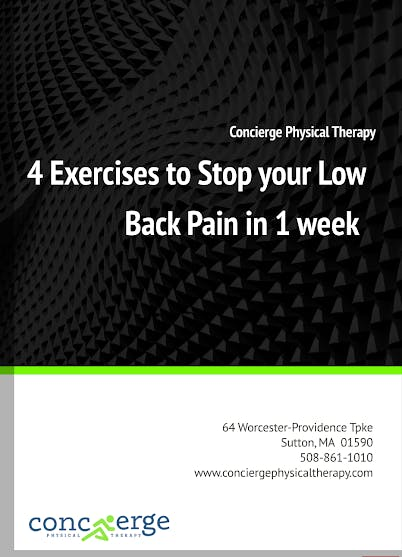 Eliminate Low Back Pain eBook