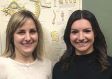 Dr. Eugenie Poignard, PT, DPT, Clinical Director & Dr. Katelin Hain, PT, DPT