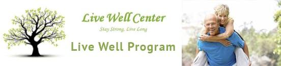 Live Well Center | Live Well Program