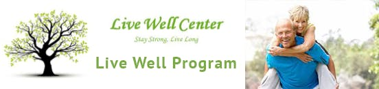 Live Well Center | Live Well Program
