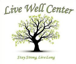 Live Well Center Logo