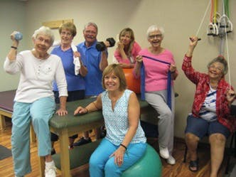 Chautauqua Physical & Occupational Therapy