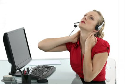 Technology Related Injury | Neck Pain