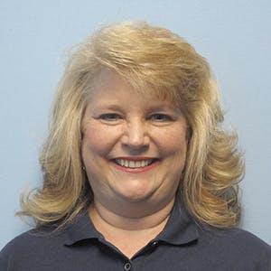 Mona Barr, Director of Finance