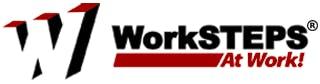 WorkSTEPS logo