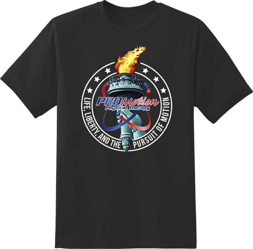 Pro Motion Liberty Torch T-shirt