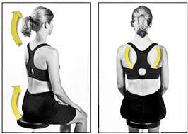 Posture can influence neck pain