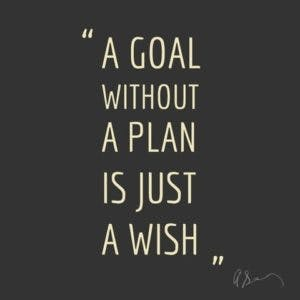 Plan your success