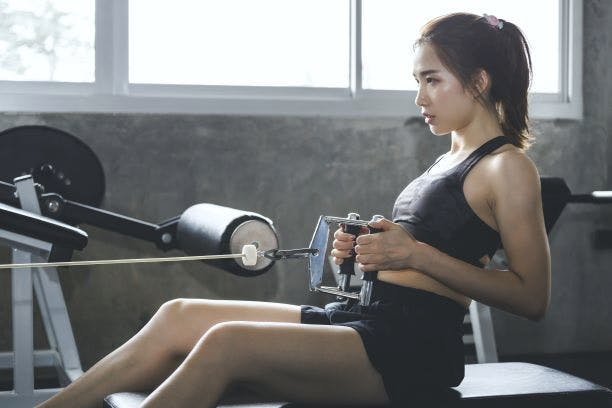 row exercise