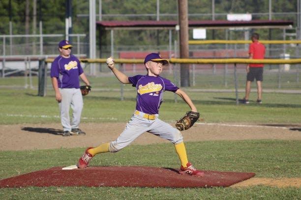 Shoulder and Elbow pain baseball