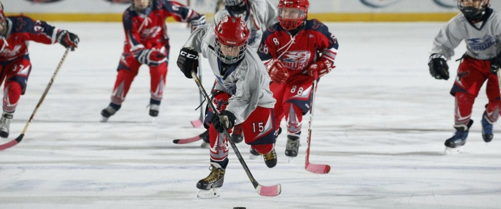 prevention and treatment of youth ice hockey injuries