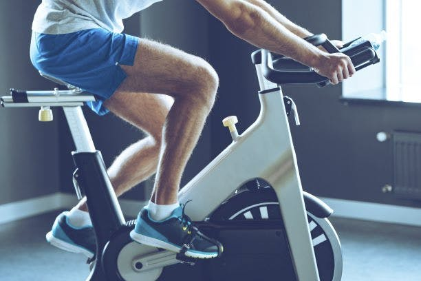 cycling for low back pain