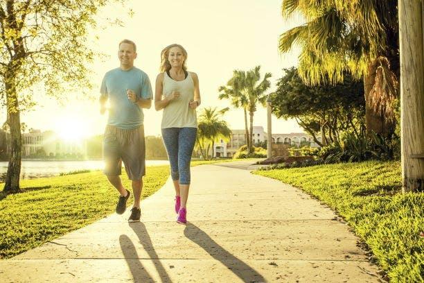 aerobic exercise back pain