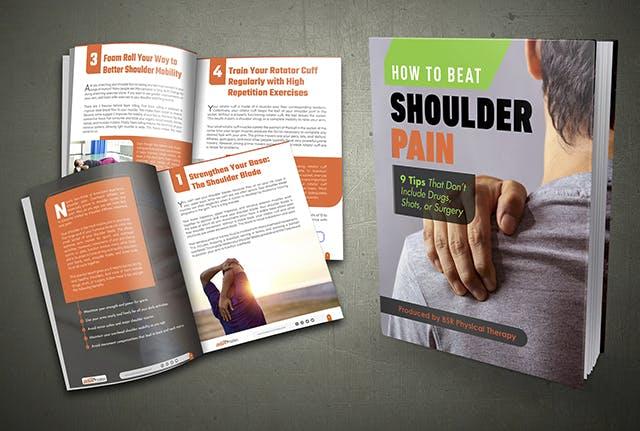 Beat Shoulder Pain