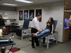 Physical and Sports Therapy Services