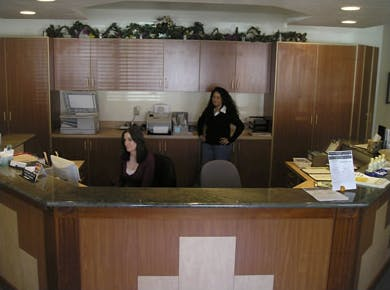 Springville Clinic Front Office