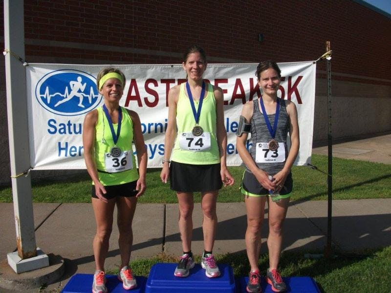 Clear Lake FastBreak 5K
