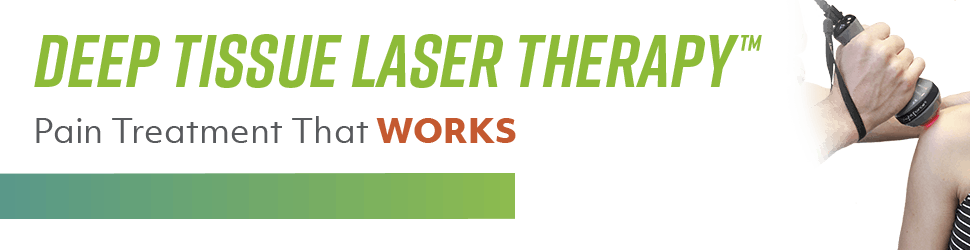 Deep Tissue Laser Therapy Works