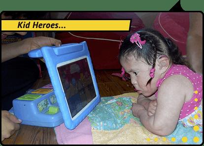 More Kid Heros