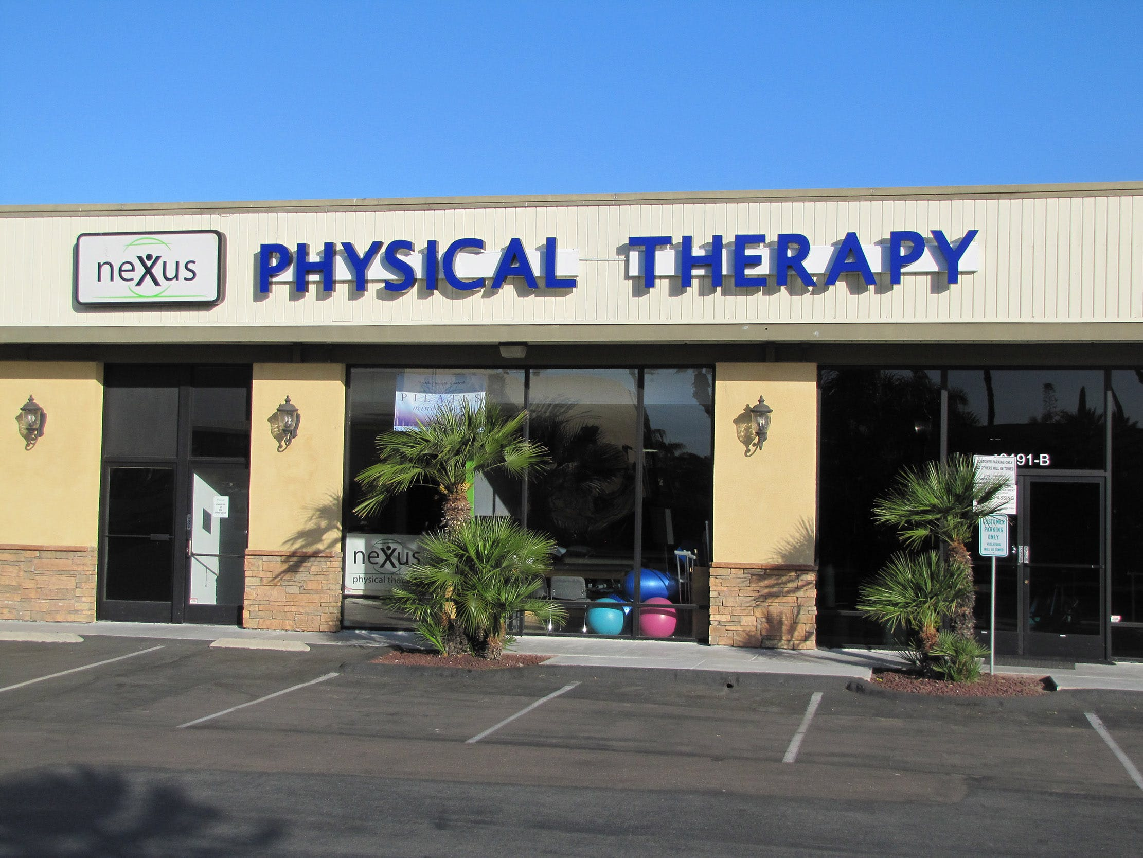 Personal Training San Diego | Nexus Physical Therapy Sports Arena