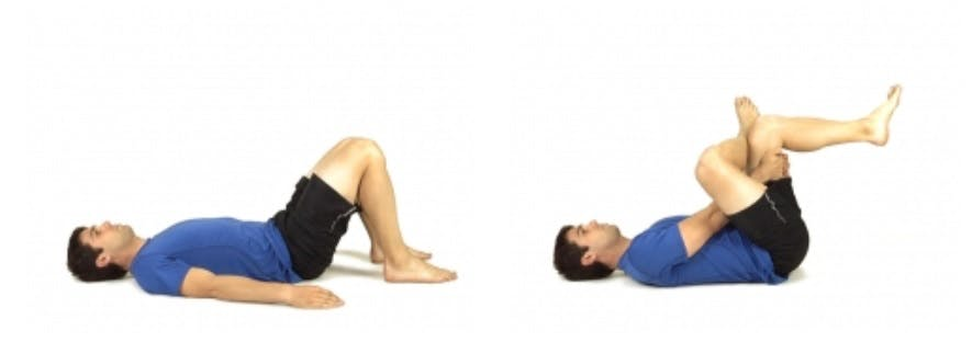 Figure 4 physiotherapy stretch