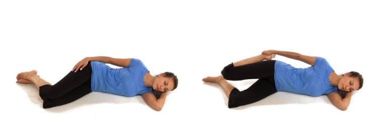 physiotherapy stretch for quadriceps