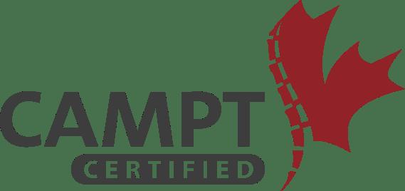 CAMPT-certified