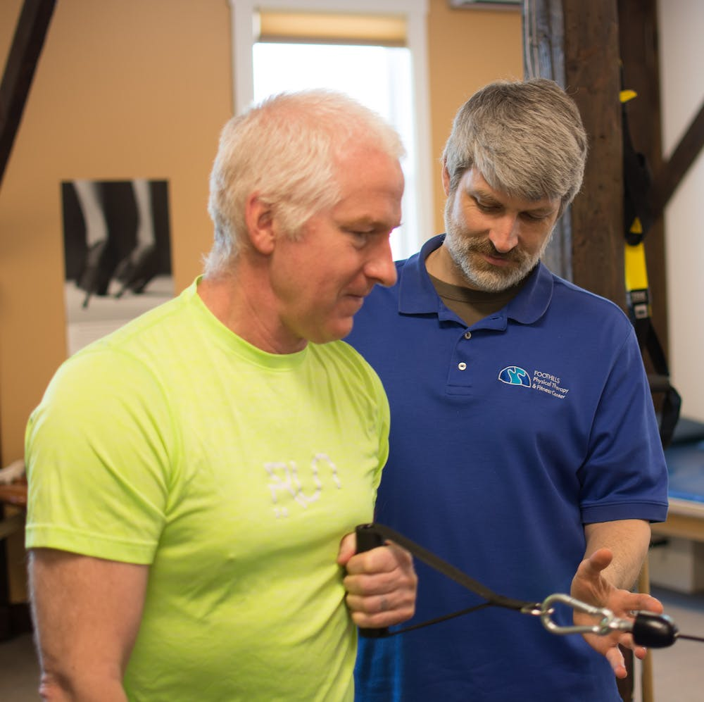 Foothills Physical Therapy | Cornish ME