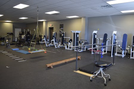 PT Services of Tennessee - Gym Photo