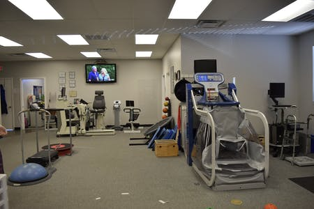 PT Services of Tennessee - Gym Photo 4