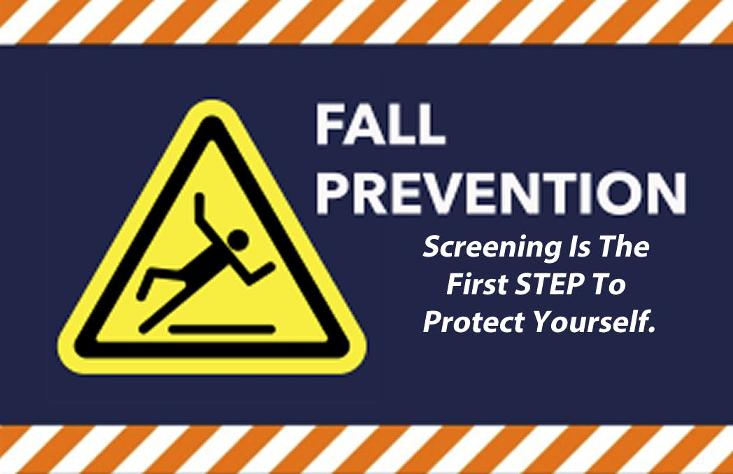 Fall Prevention - screening is the first step to protect yourself. | Lincroft NJ | Manalapan NJ