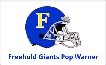 Freehold Giants Pop Warner