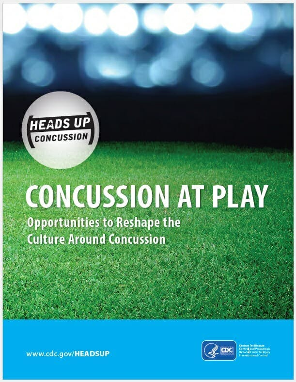 Click here for more information on Concussions at Play | Opportunities to Reshape the Culture Around Concussion
