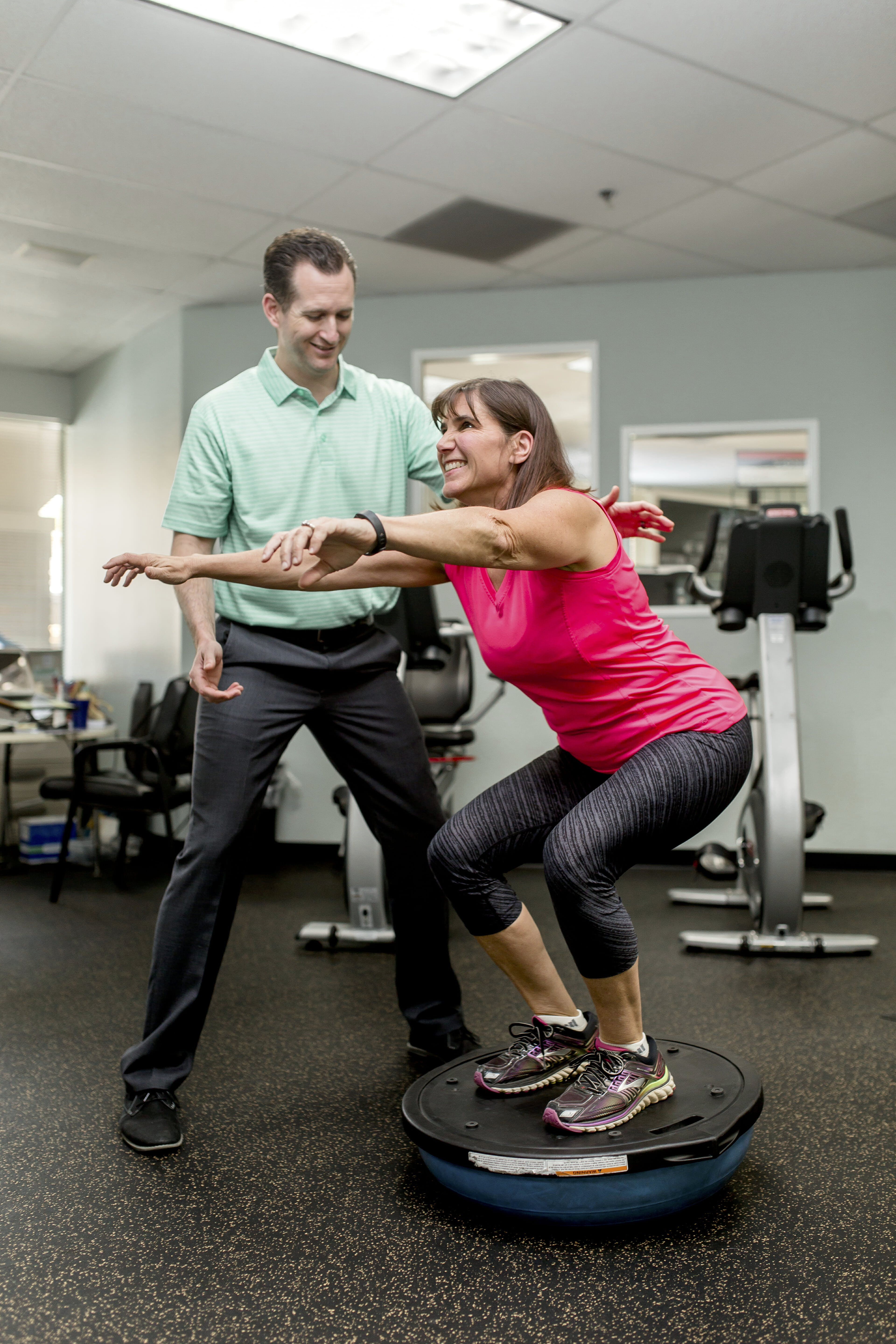 SCOR Physical Therapy | RSM Physical Therapy | Vestibular Rehabilitation