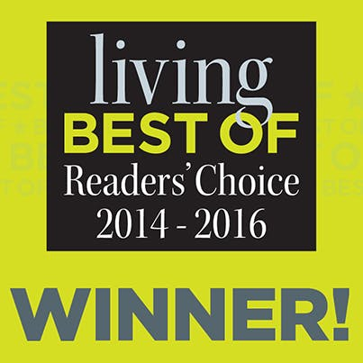 Living | Best of Reader's Choice Award | 2015-2016