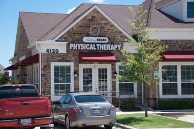 physical therapy keller tx