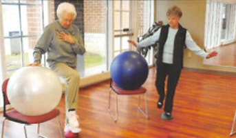 Premier Rehab Physical Therapy | Reducing Falls
