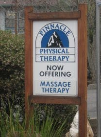 Physical Therapy Angels Camp CA