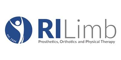 RILimb Prosthetics, Othotics and Physical Therapy