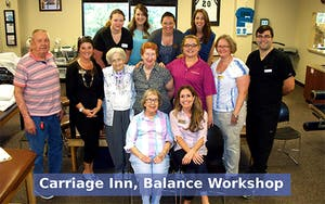 Carriage Inn, Balance Workshop