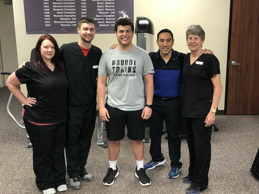 Physical Therapy Associates | Testimonials | Kathy