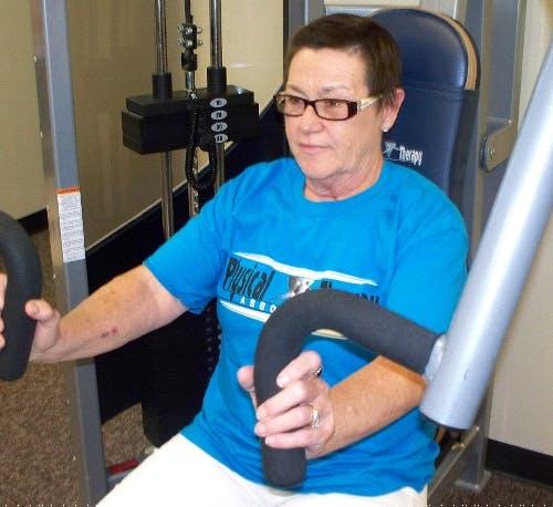 Physical Therapy Associates   Testimonials   Kathy
