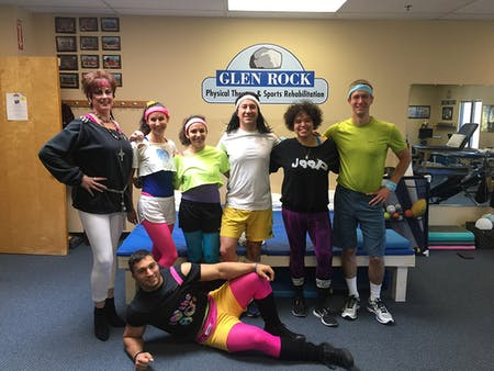 Glen Rock Physical Therapy Staff