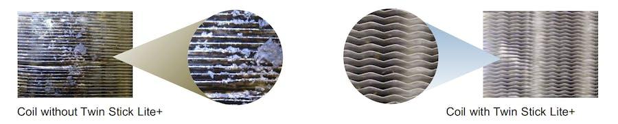 Comparison of AC Coils